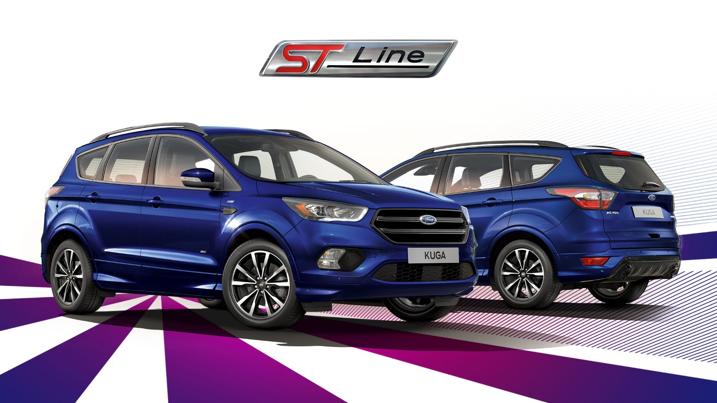 ford kuga st line sport style suv ford uk. Black Bedroom Furniture Sets. Home Design Ideas