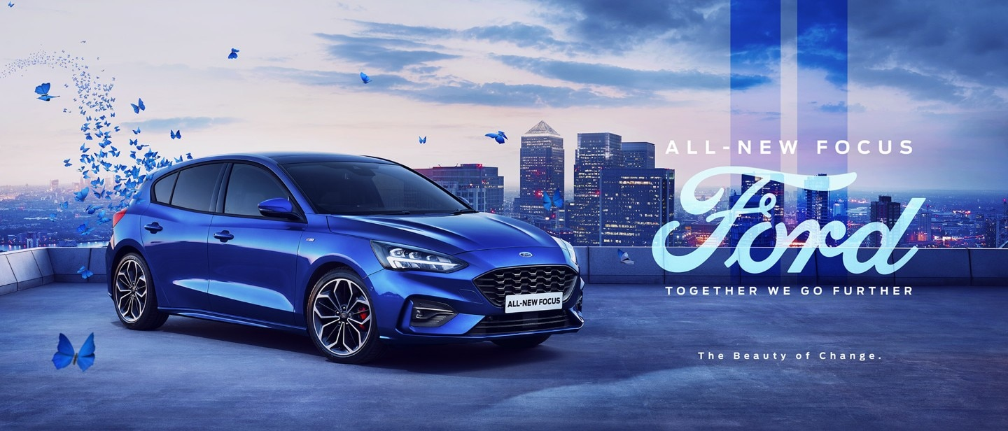 All New Ford Focus Family Hatchback With Smart Tech Ford Uk