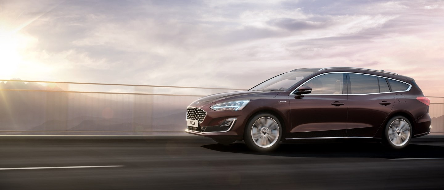 All new ford focus vignale spec ford uk